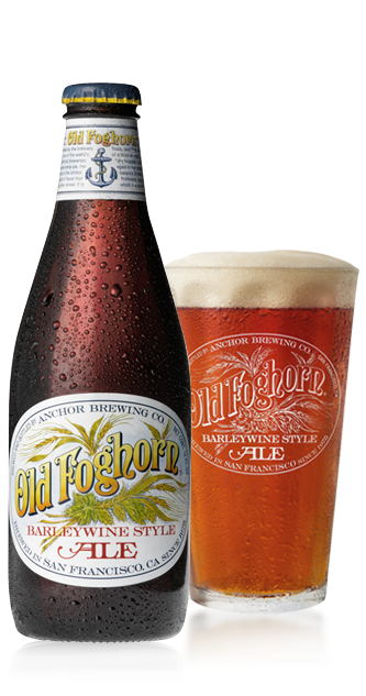 Old Foghorn® Ale Bottleshot