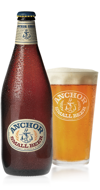 Anchor Small® Beer Bottleshot