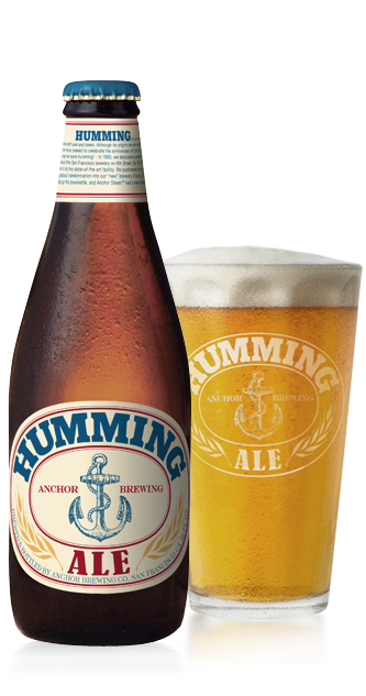 Humming® Ale Bottleshot - Fall Seasonal Ale