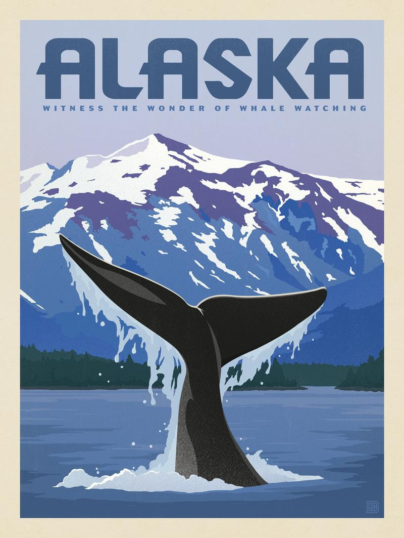 Alaska: Whale Watching