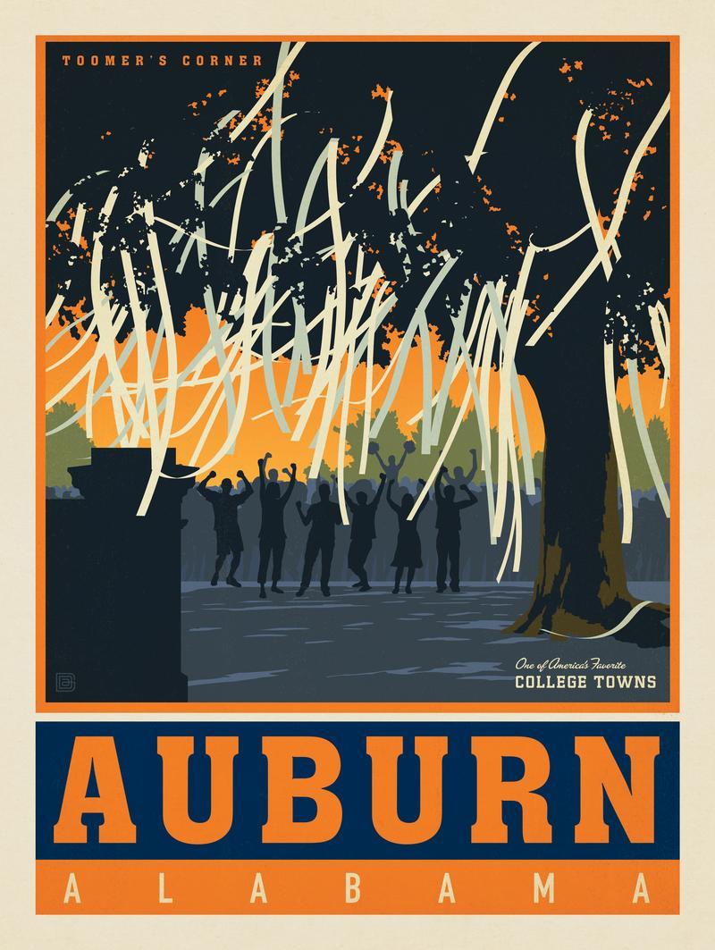 American College Towns: Auburn, Alabama