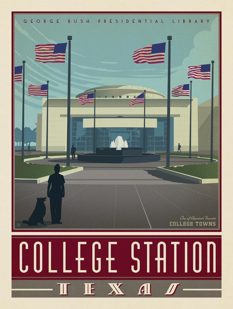 American College Towns: College Station, TX