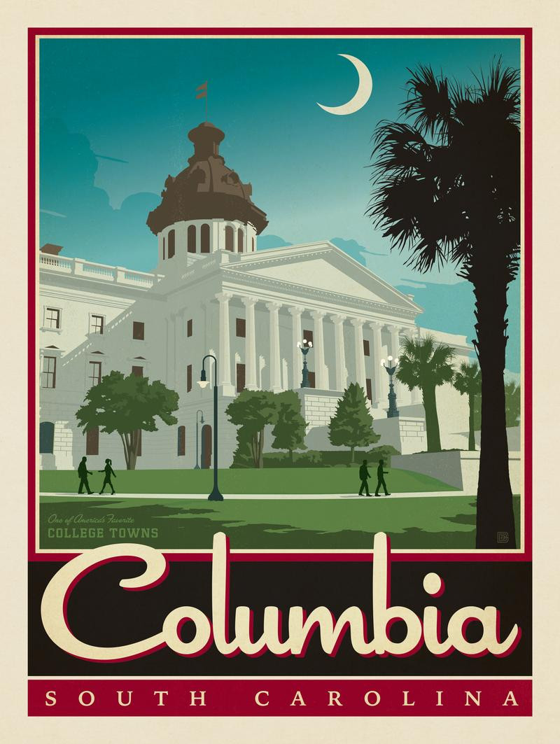 American College Towns: Columbia, SC