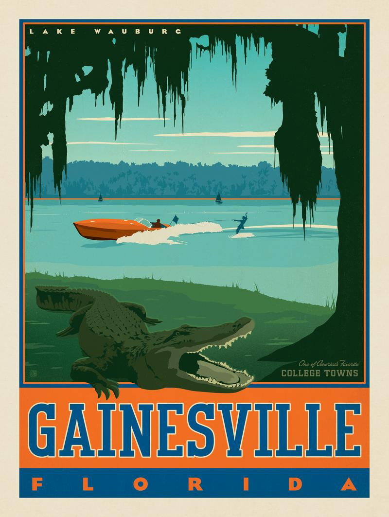 American College Towns: Gainesville, Florida