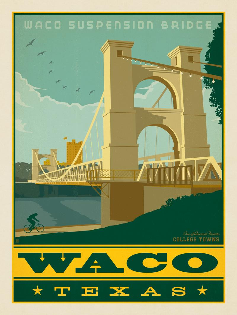 American College Towns: Waco, Texas