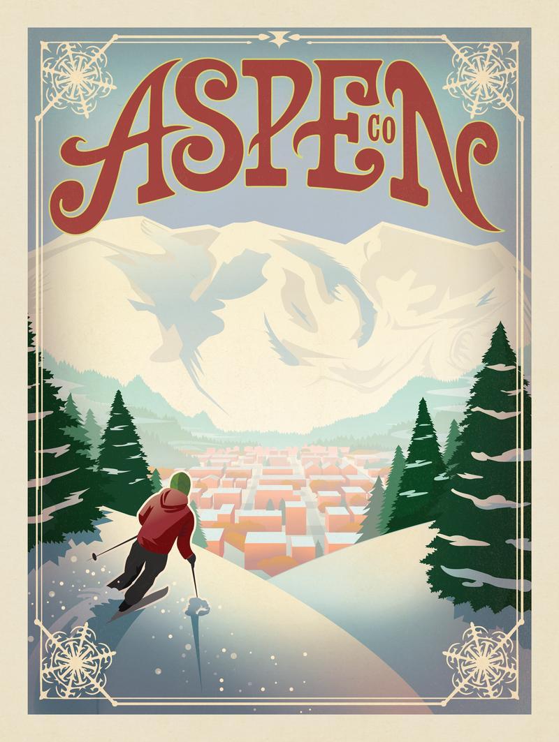 Aspen Skier