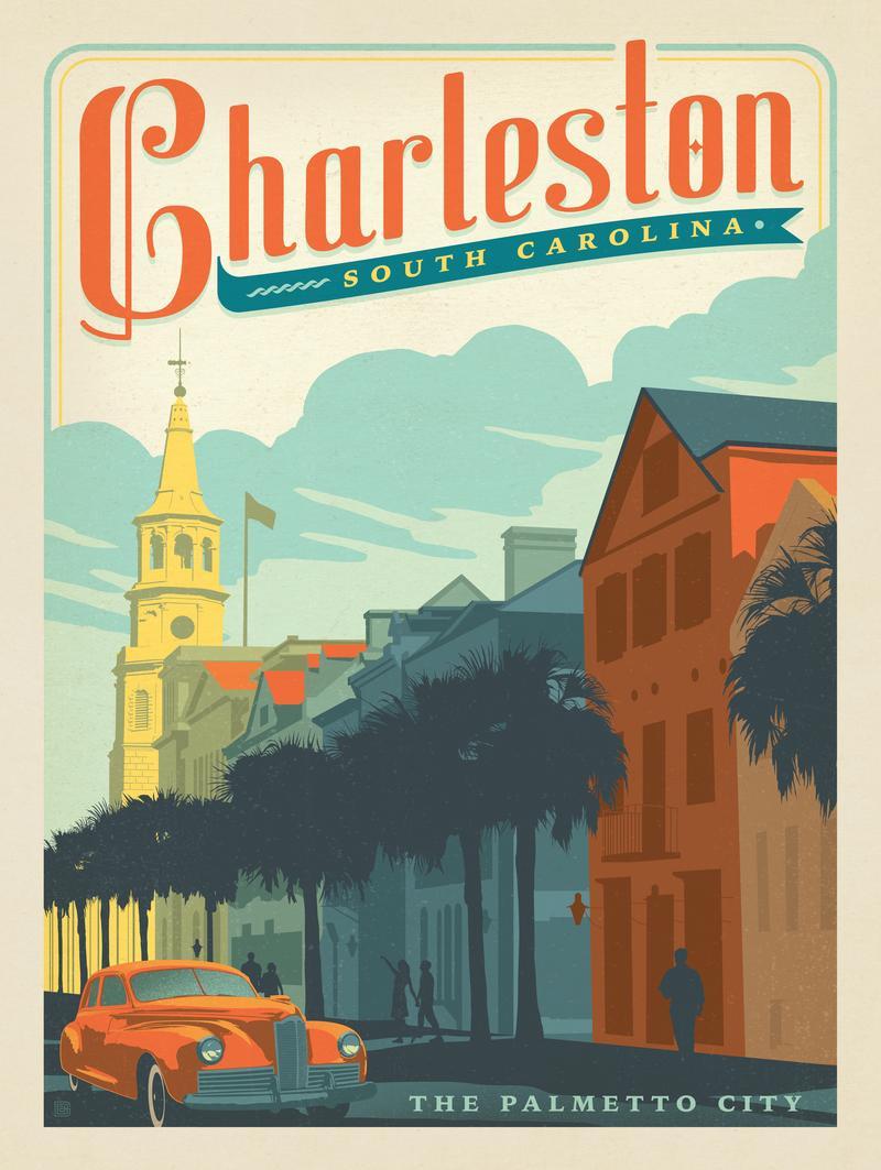 Charleston, SC: Broad Street