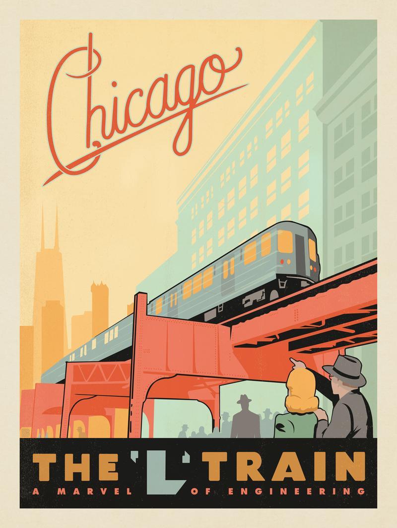 Chicago: L Train