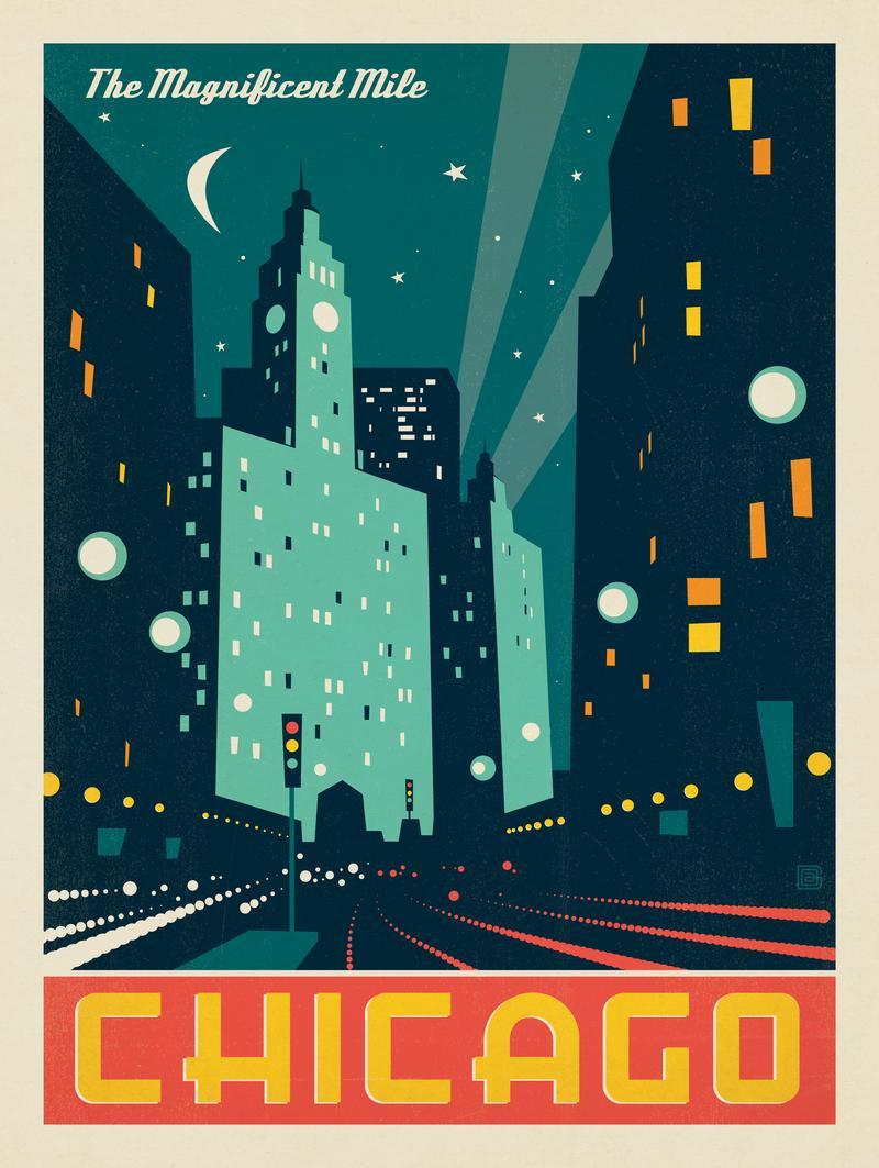 Chicago: Modern Magnificent Mile