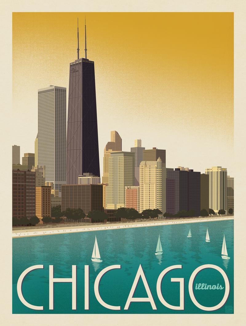 Chicago: Modern Skyline