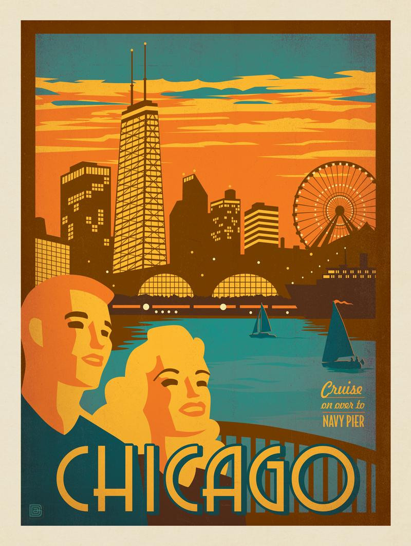 Chicago: Navy Pier