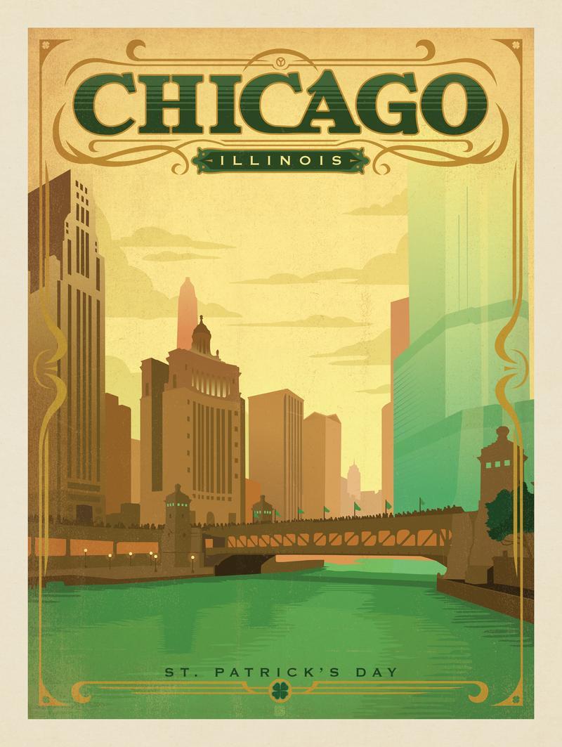 Chicago: St. Patrick's Day