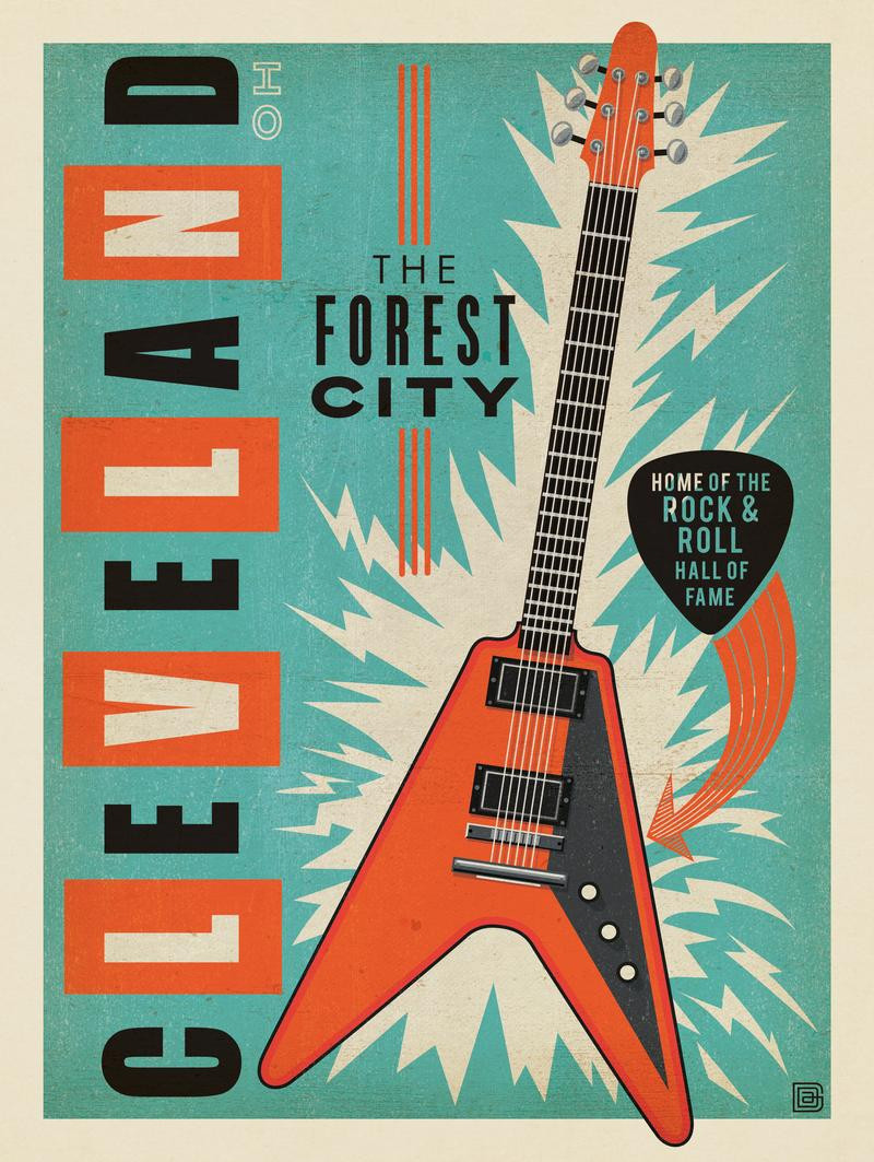 Cleveland: Electric Guitar