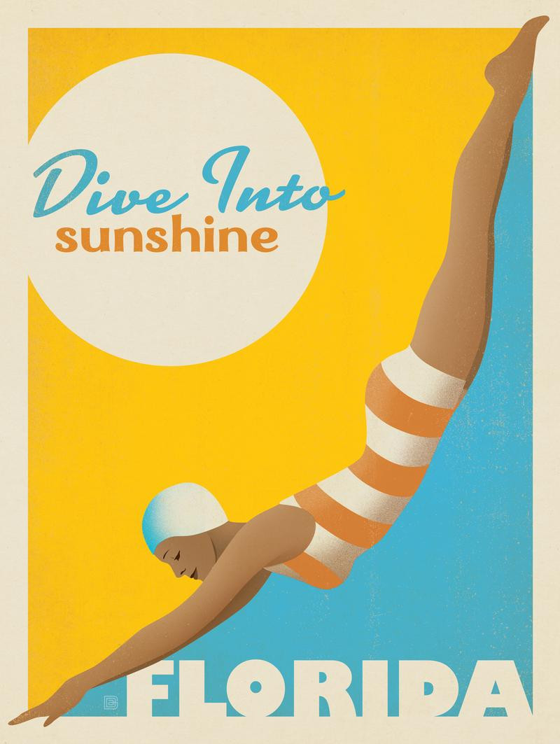 Dive Into Sunshine: Florida