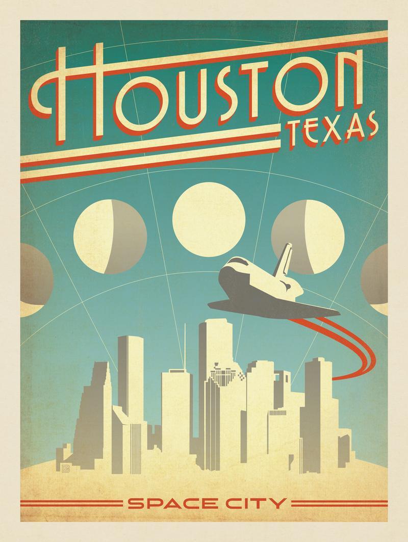 Houston: Space City