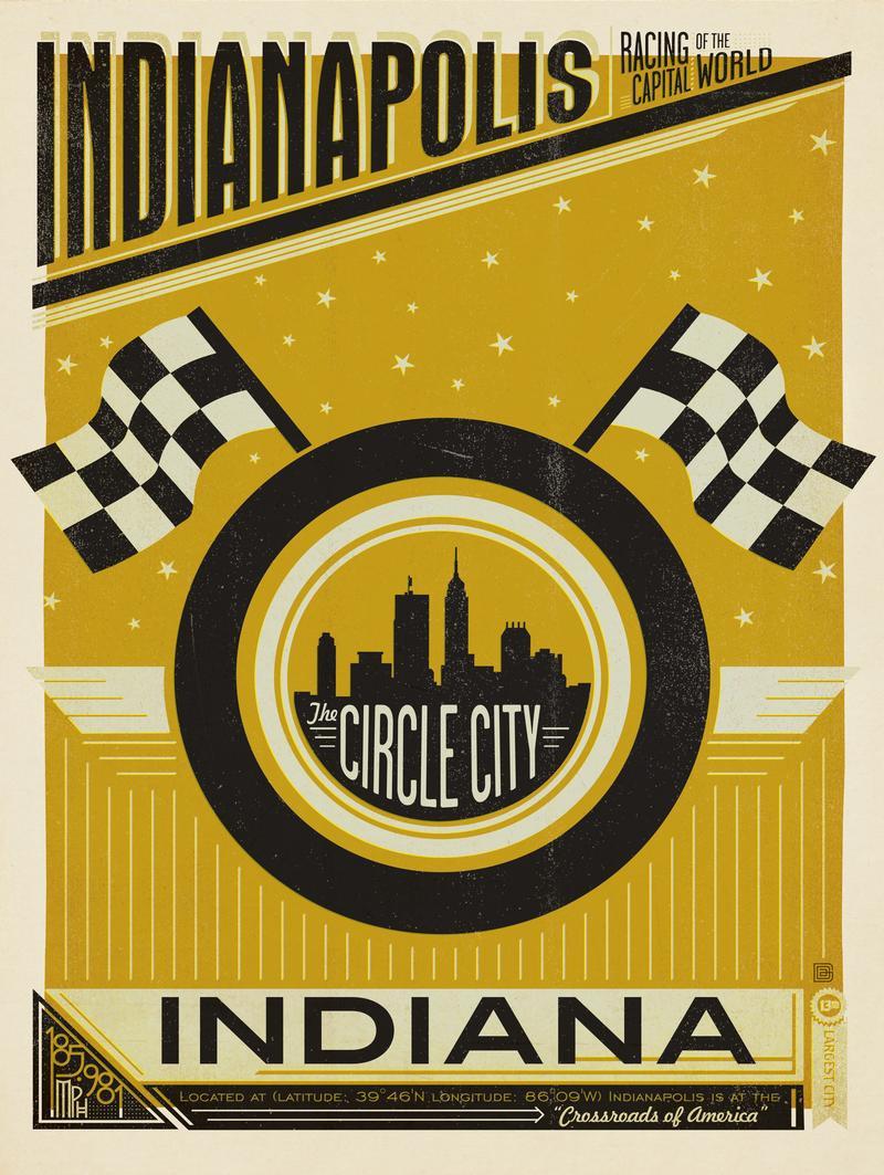 Indianapolis: Print Shop