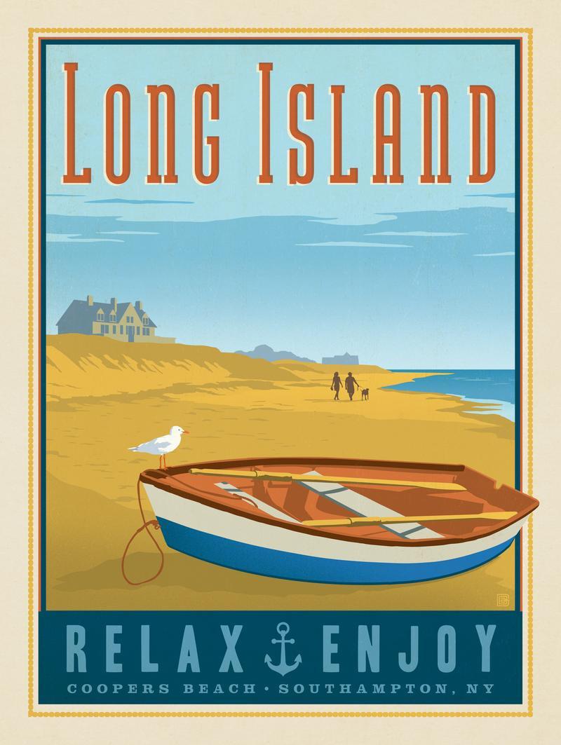 Long Island: Row Boat