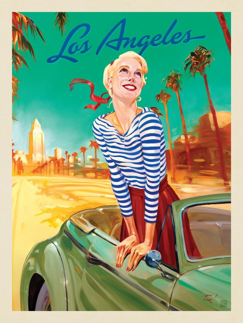 Los Angeles: California Dreaming