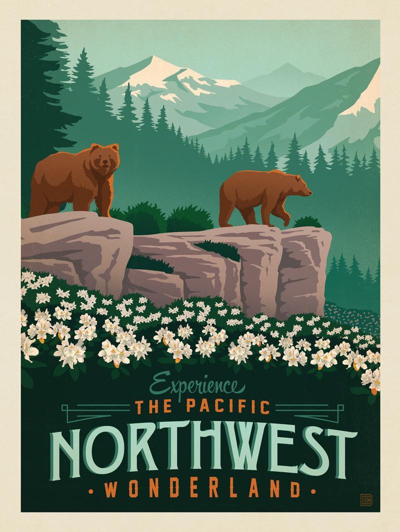 Macy's Flower Show: Northwest