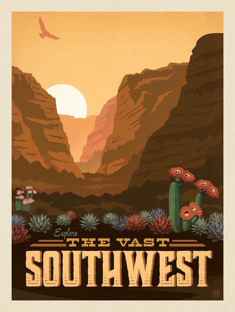 Macy's Flower Show: Southwest