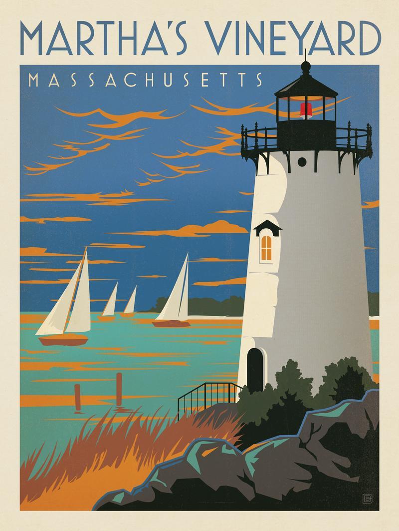 Martha's Vineyard: Lighthouse