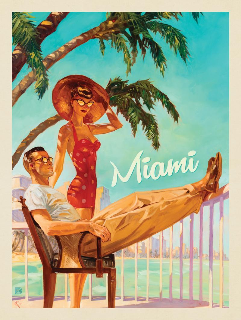 Miami, Florida: A Miami Moment