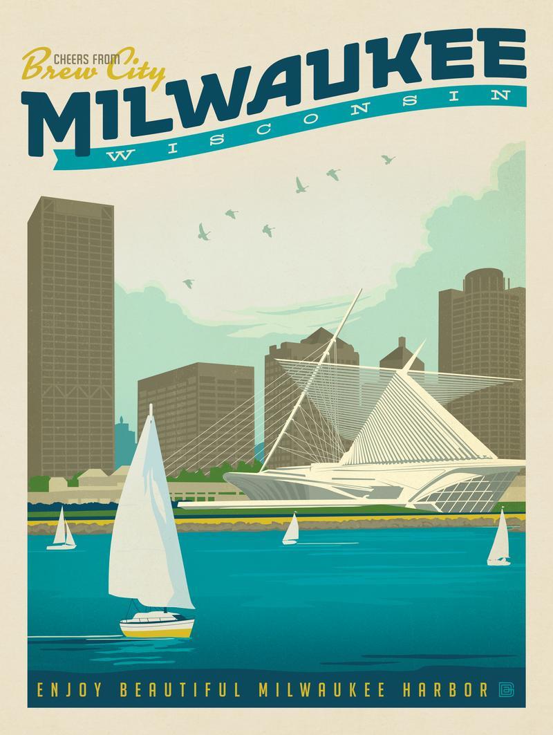 Milwaukee, Wisconsin: Harbor
