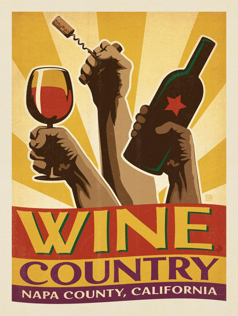 Napa County: Wine Country