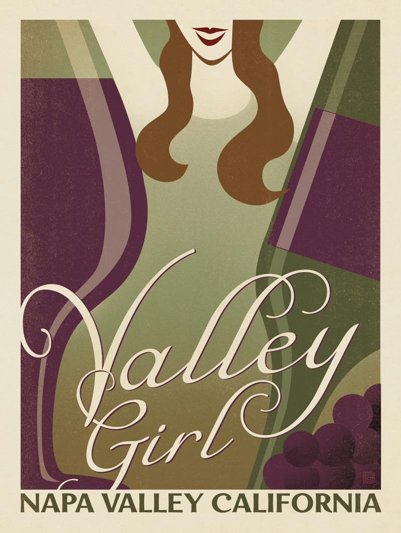 Napa: Valley Girl