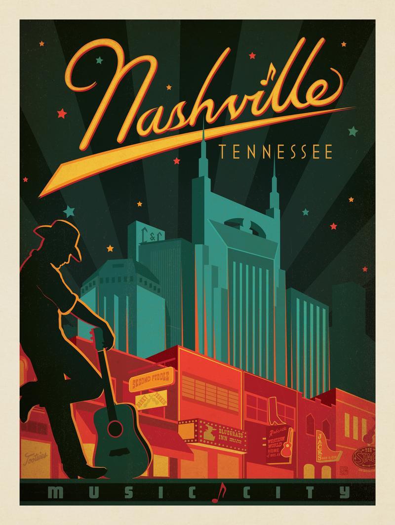 Nashville (Broadway, Music City)