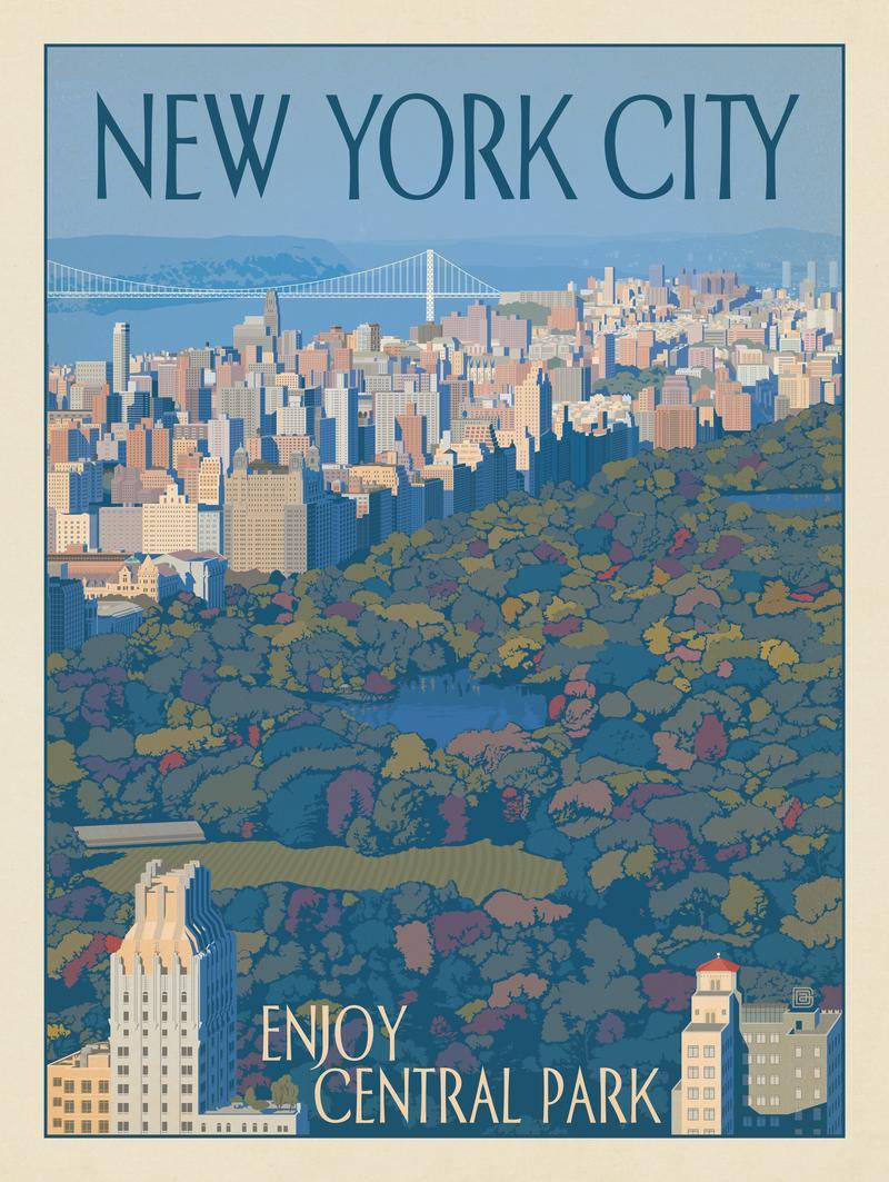 New York City: Enjoy Central Park