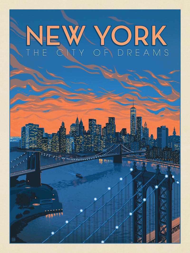 New York: City Of Dreams