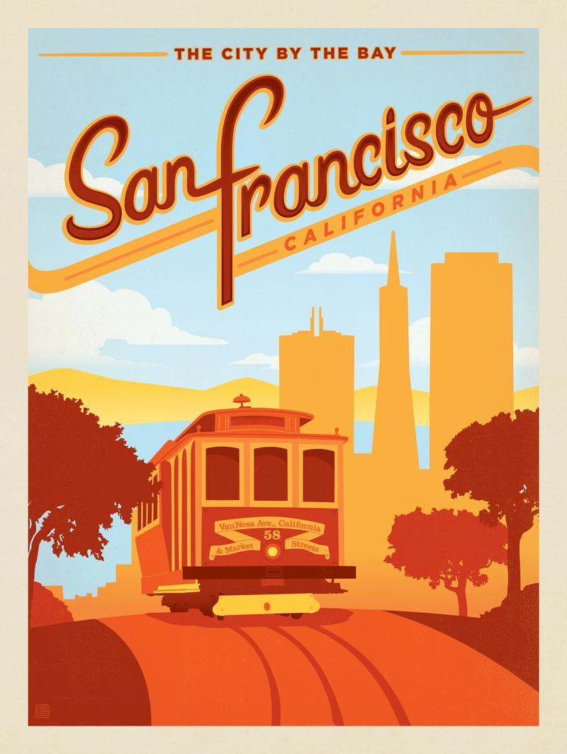 San Francisco: Cable Car