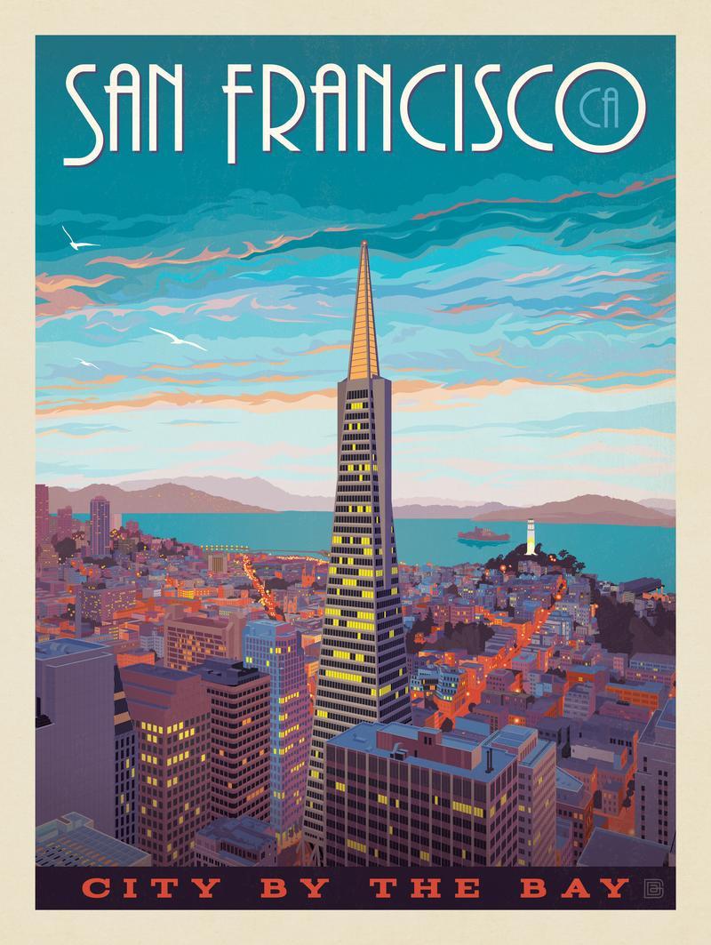 San Francisco: City By The Bay
