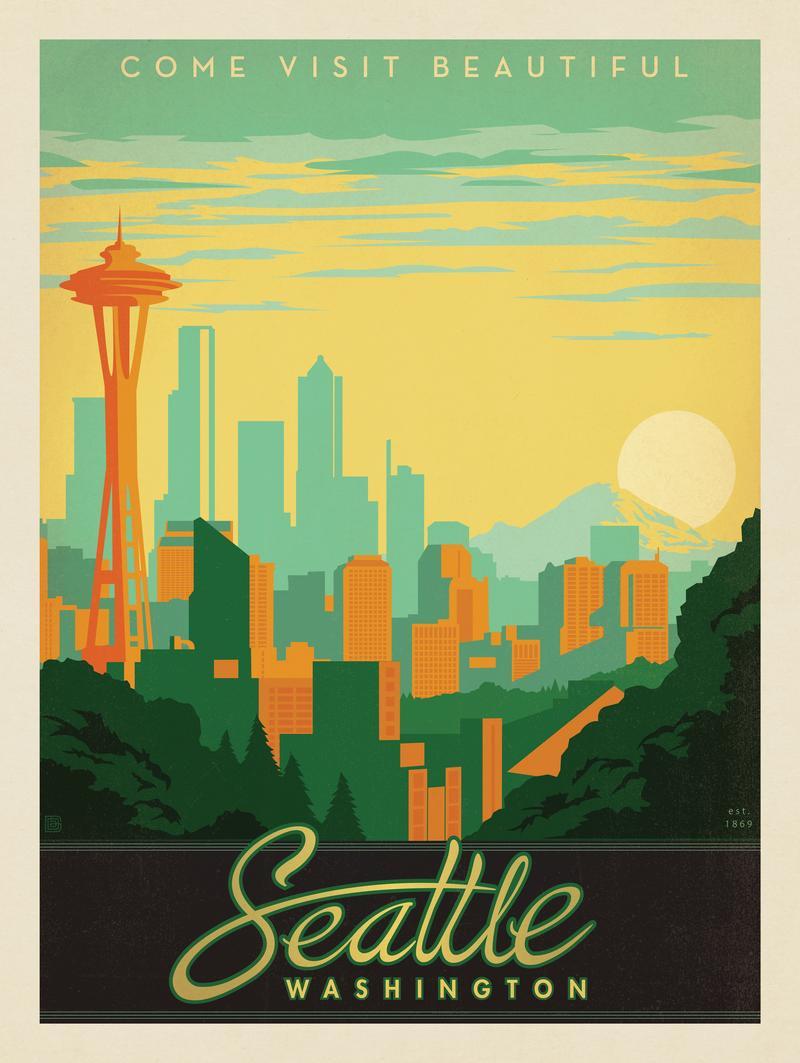 Seattle: Skyline