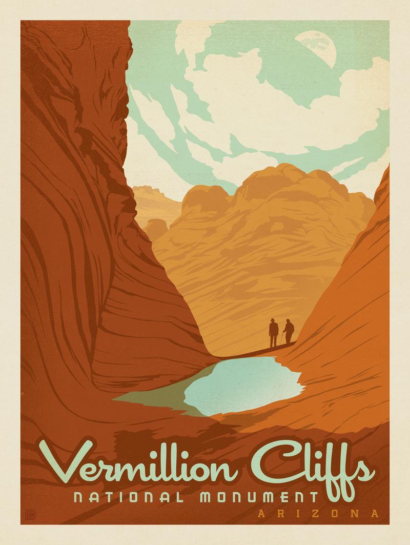 Vermillion National Monument