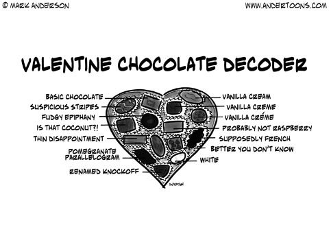 Valentine Cartoons #6340
