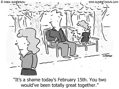 Valentine Cartoons #6834