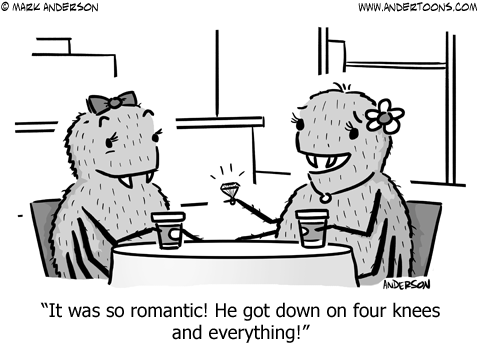Valentine Cartoons #7460