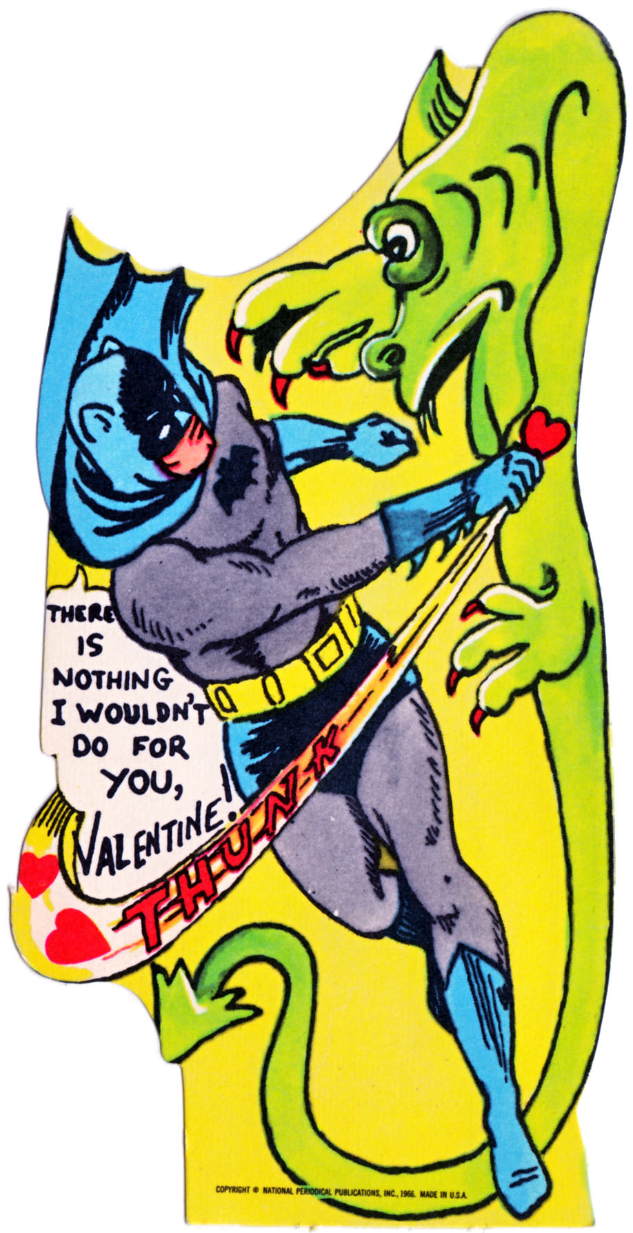 Superhero Valentines - 1966 Batman 2 - 3