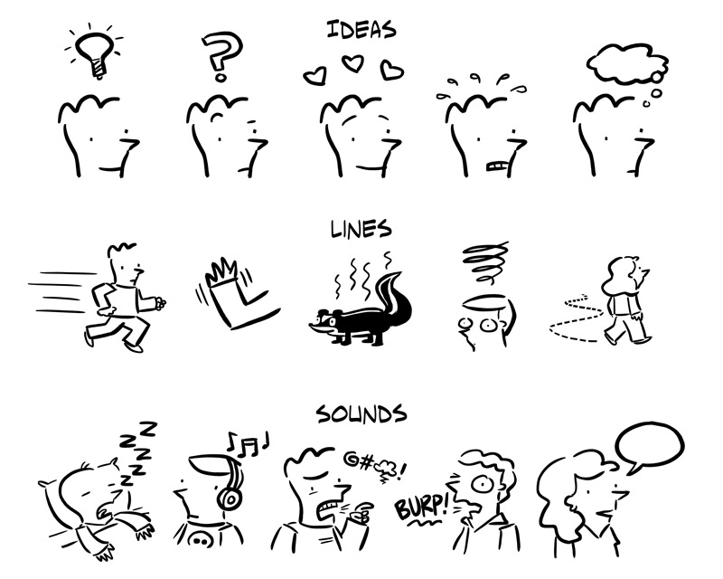 cartooning-class-handout