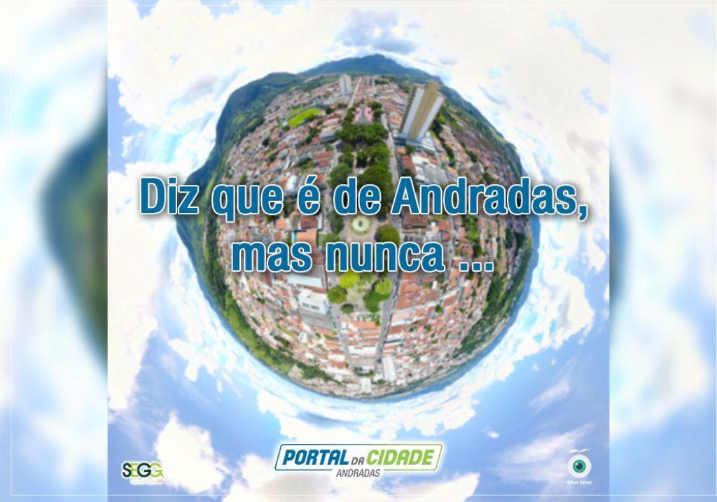 """""""Diz que é de Andradas, mas …"""" viraliza na cidade"""