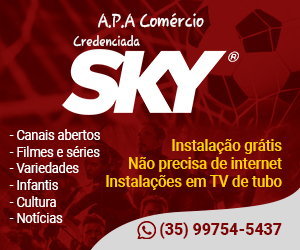 A.P.A Comércio - Credenciada SKY