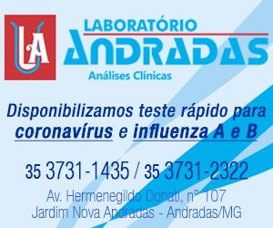 Laboratório Andradas - Covid-19