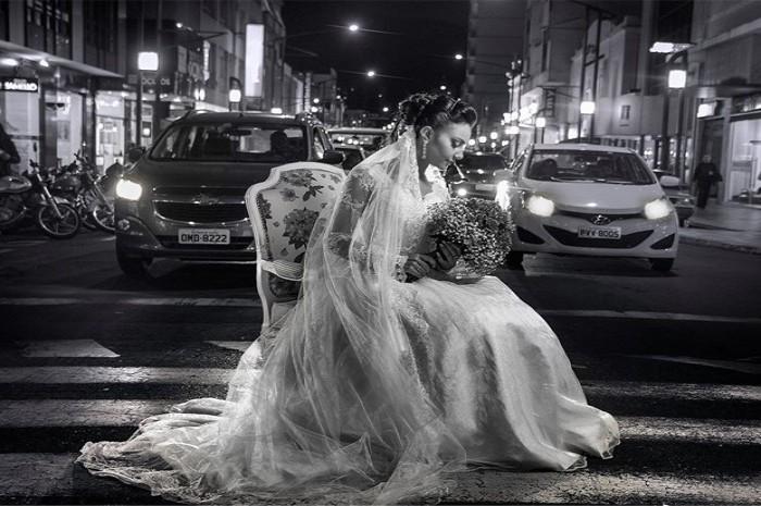 Feira de Noivas recebe fotógrafos, expositores e workshops (Foto: Thiago Almeida)