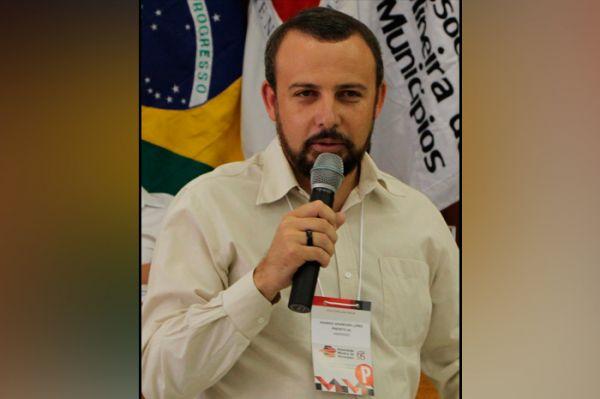 Prefeito Rodrigo Lopes (Foto: Prefeitura Municipal)