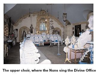 Upper Choir of Convent