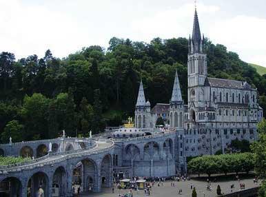 Lourdes Santuary