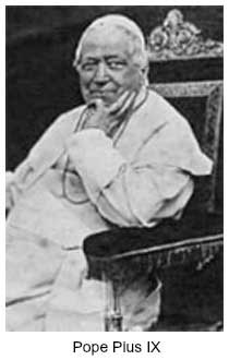 Pope Pius IX