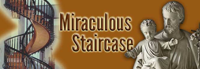 Miraculous Staircase Header
